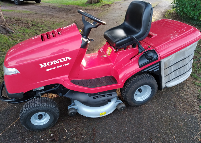 2417 HBE Honda